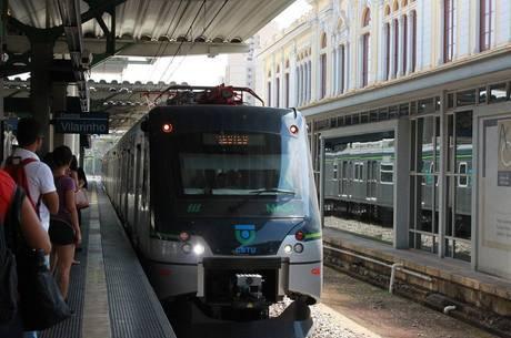 BH conta apenas com uma linha de metrô