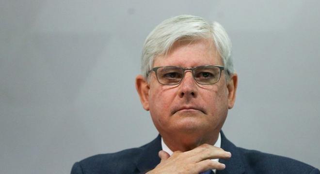 O ex-procurador-geral da República Rodrigo Janot
