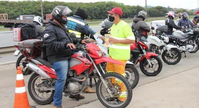 CCR RodoAnel promoverá sete campanhas com foco na orientação dos motociclistas sobre pilotagem segura nas rodovias
