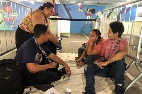 Grupo de fãs vai virar duas noites no chão do São Paulo Expo