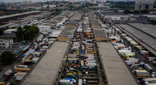 O objetivo é garantir postos e locais para caminhoneiros fazerem refeições