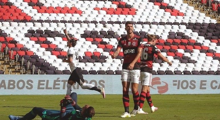 Ceará não se dobrou ao Flamengo. Guto Ferreira explorou falhas defensivas de Ceni