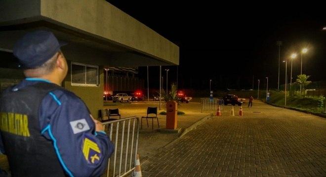 110 já foram presos por suspeita de envolvimento com ataques violentos no Ceará