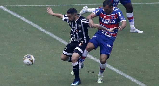 860e56f555f26 Ceará vence Fortaleza, e impede 1º título de Rogério Ceni como ...