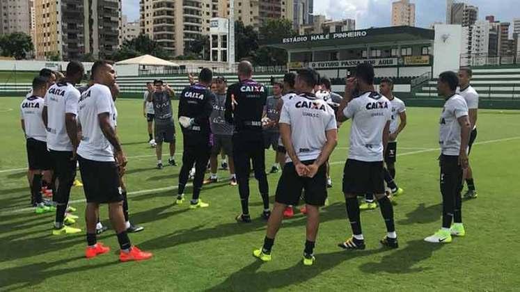 Ceará - O Vozão segue na elite do futebol brasileiro, mas ao longo de sua história já foi rebaixado duas vezes: 1993 e 2011.