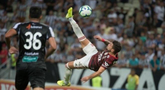 Ceará x Flamengo - Arrascaeta