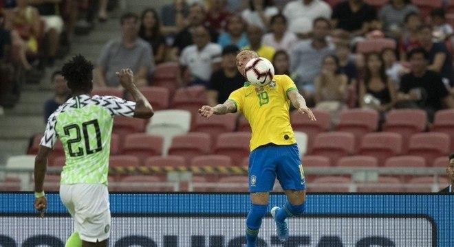 Cebolinha sacrificado pelo péssimo futebol de Philippe Coutinho