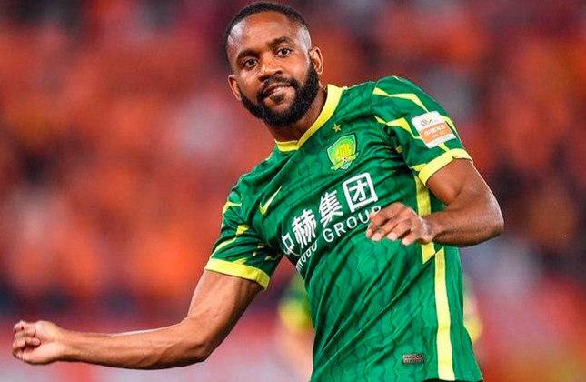Cédric Bakambu (Congo) - 30 anos - Atacante - Clube: Beijing Guoan (China) - Valor de mercado: 12 milhões de euros (R$ 75 milhões).