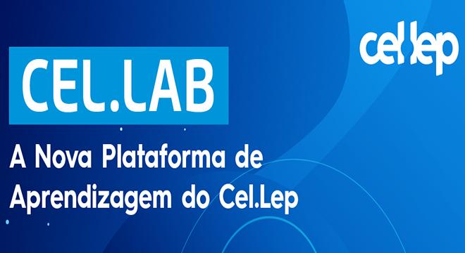 Cel.Lab é a plataforma de aprendizagem gamificada do Cel.Lep