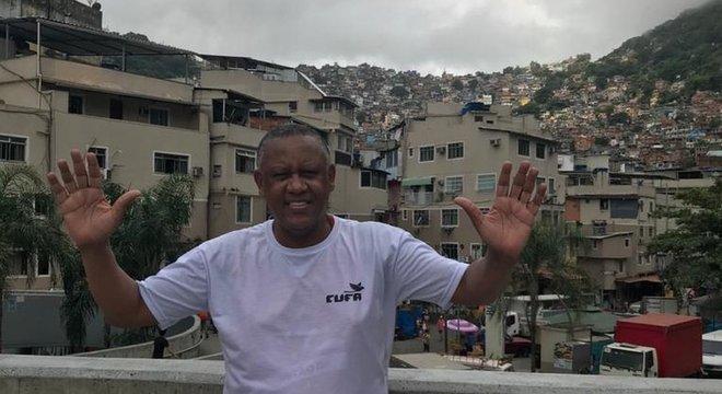 Celso Athayde, fundador da CUFA: favelas tornam possível país continuar funcionando