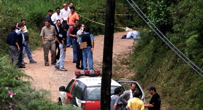 Celso Daniel foi morto em área rural na região metropolitana de SP