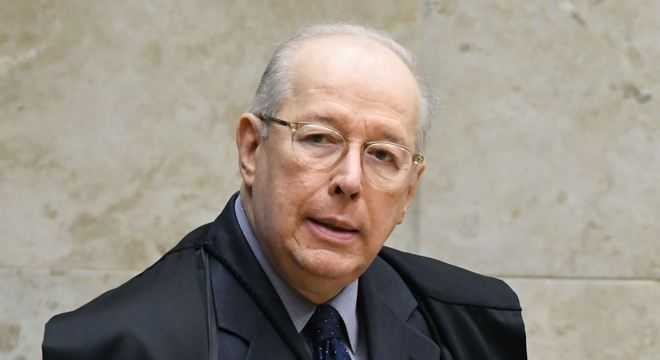 O ministro Celso de Mello, decano do Supremo Tribunal Federal