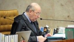 Bolsonaro a ministro do STF  Celso de Mello: 'Todos temos que prestigiar a Corte' ()