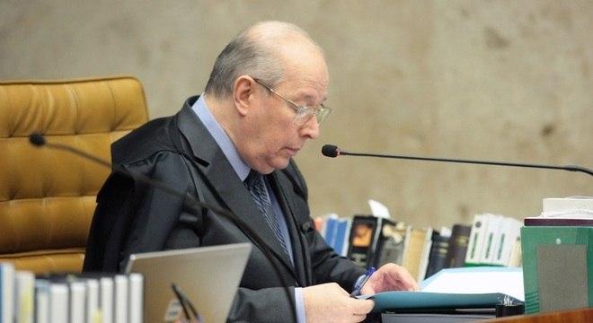 Decisão foi do ministro Celso de Mello, do STF
