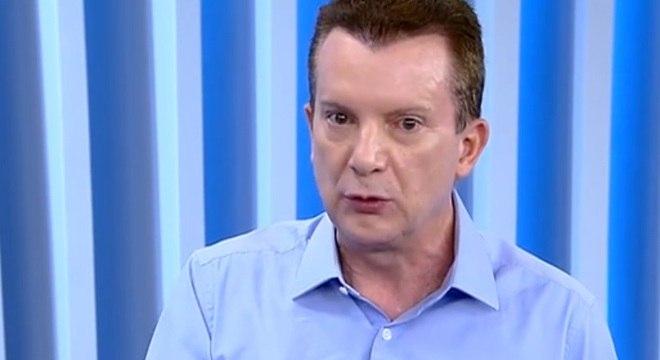 Celso Russomanno, candidato do Republicanos à prefeitura de São Paulo