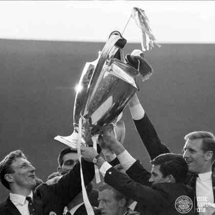 Celtic - 1967 -O único título continental do Celtic veio em 1967, quando venceram a Champions League, o campeonato escocês, a Copa da Escócia - e ainda conquistaram a Copa da Liga Escocesa.