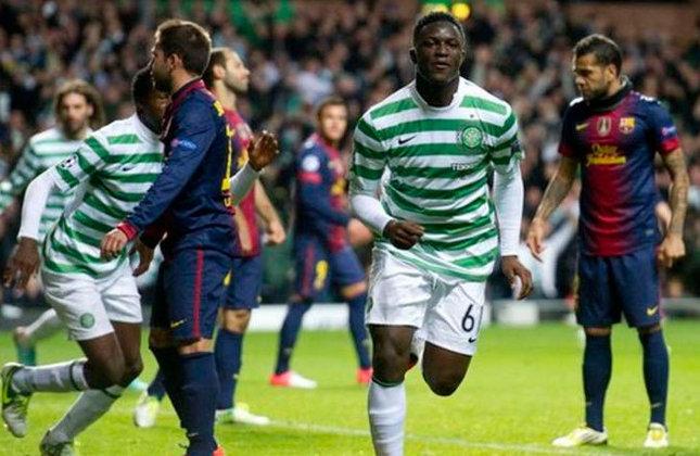 Celtic 2 x 1 Barcelona - Fase de grupos da Champions League de 2012/2013 - Data - 07/11/12 - Estádio - Celtic Park