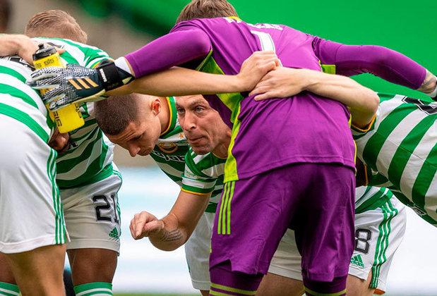 Celtic - nove títulos consecutivos do Campeonato Escocês: 2011/2012 até 2019/2020