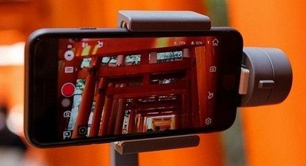Uso do celular tornou-se indispensável na TV