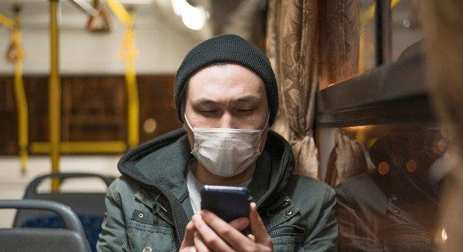 Através de GPS, órgãos públicos podem ver onde as pessoas contaminadas estão