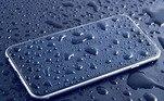 celular molhada