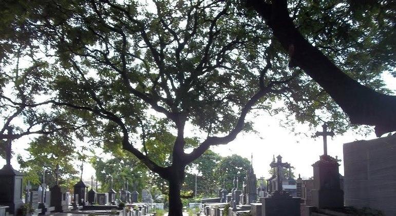 Cemitério, Cemitérios