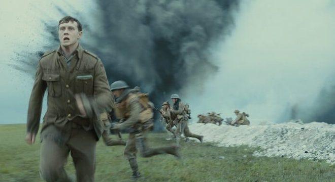Cena do filme 1917