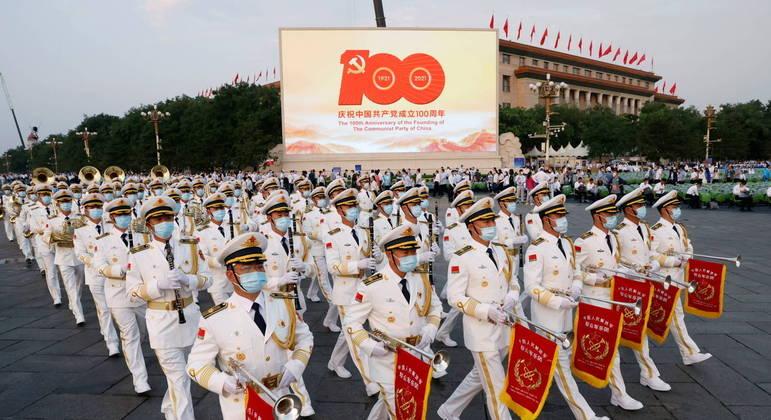 Comemoração dos 100 anos do Partido Comunista Chinês: tragédia em nome da igualdade