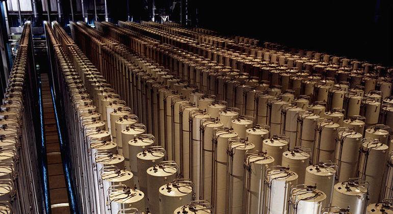 Produção de urânio viola o acordo internacional assinado em 2015