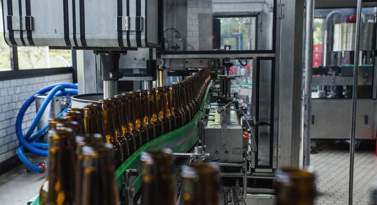 Capacidade produtiva do Centro Cervejeiro da Serra é de até 20 mil litros por mês