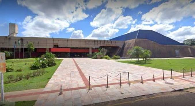 Centro de Convenções Rubens Gil de Camillo, em Campo Grande (MS)