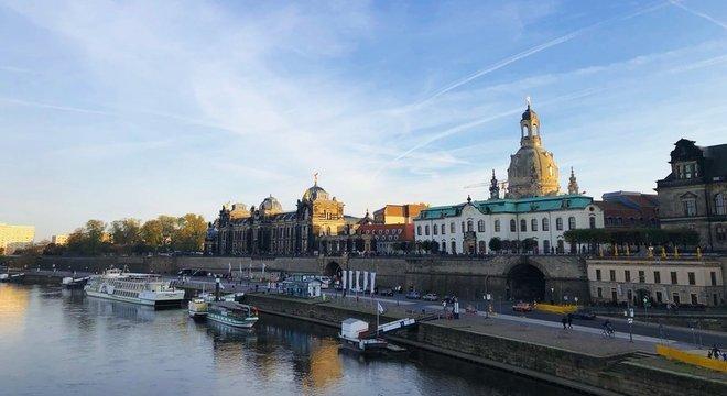 O AfD se tornou um dos principais partidos políticos de Dresden — a cidade declarou recentemente 'emergência nazista'