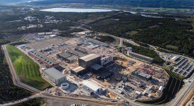 Essa base no sul da França quer ter seu primeiro plasma produzido em 2025