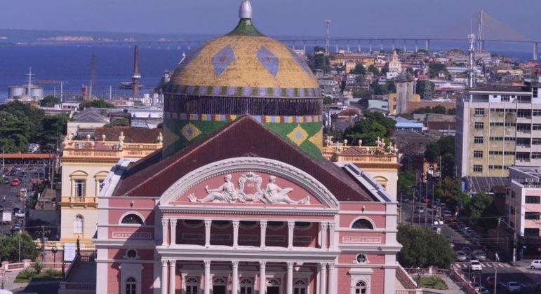Ministério do Turismo homologa tombamento do Centro Histórico de Manaus (AM)