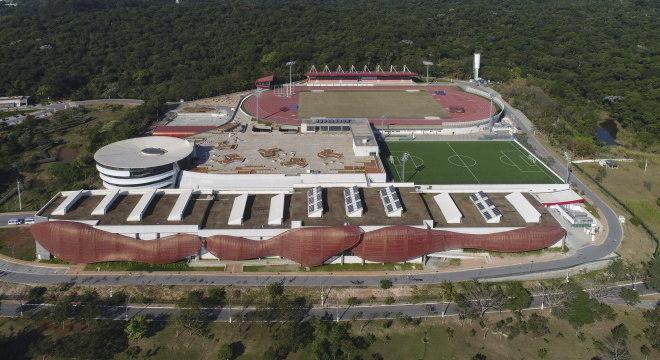 Centro Paralímpico será liberado para atletas na próxima semana