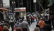 Um terço dos moradores SP já teve contato com a covid, diz prefeitura