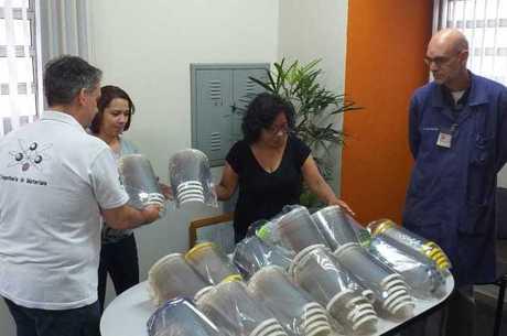 Mais de 100 máscaras já foram doadas a hospital