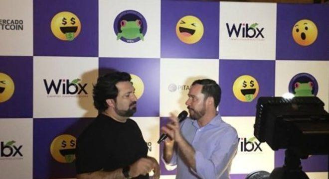 CEO da WiBX entrevistado por Reginaldo Pereira