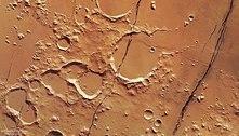 Sonda da Nasa detecta dois terremotos em Marte