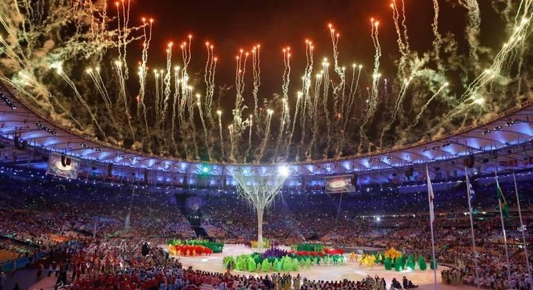 O Rio de Janeiro recebeu os Jogos Olímpicos de Verão, em 2016