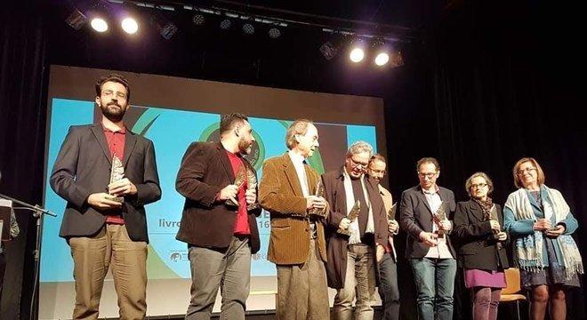 Cerimônia foi realizada no auditório Barbosa Lessa do Centro Cultural CEEE Erico Verissimo Crédito: AGES / Divulgação / CP