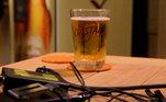 Não há nada melhor do que uma cerveja Crystal bem gelada!