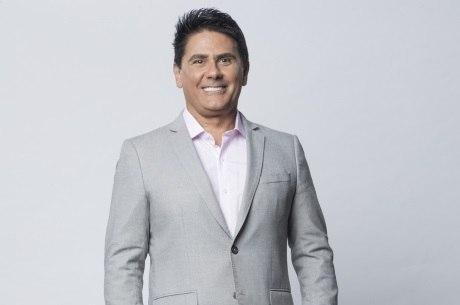 Cesar Filho é um dos apresentadores do Hoje em Dia
