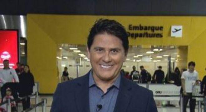 César Filho. Foto: Divulgação/Record TV