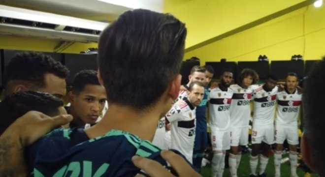 César - Flamengo
