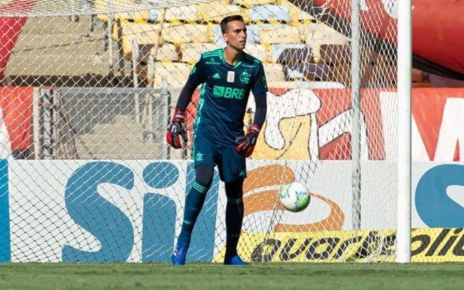 César - Goleiro - 29 anos - Contrato até 30/04/2022