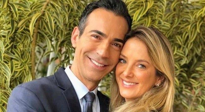 César Tralli mostrou sua filha com Ticiane Pinheiro em foto fofa
