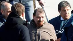 Cesare Battisti admite participação em quatro assassinatos na Itália (Max Rossi/Reuters - 14.01.2019)