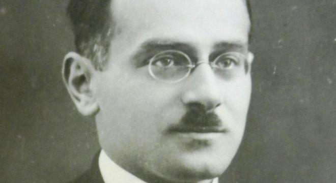 Ceslau Biezanko em foto de 1920; intelectual veio ao Brasil enviado pelo governo polonês