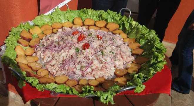 Ceviche é um prato que foi declarado como patrimônio cultural do Peru